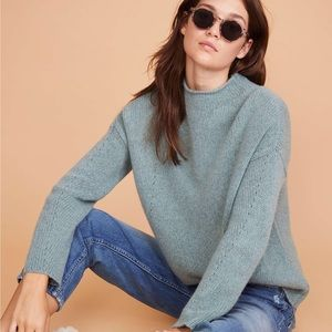 Lou & Grey Cashmere Blend Sweater